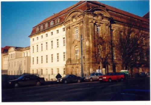 Verkehrsministerium